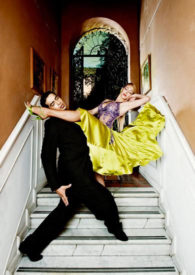 April Calendar Days : Tango photography calendar by ishka michocka